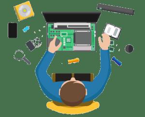 service reparatii laptop & calculatoare sector 6