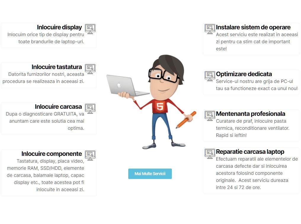 reparatii laptop, service it bucuresti sector 6 reparatii calculatoare